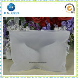2018 drukte het Embleem van de Douane de Matte Berijpte Zak van de Verpakking van de Kleding van pvc EVA Plastic (af JP-plastic006)
