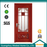 Porte en bois PVC personnalisée pour projet (WDP5047)
