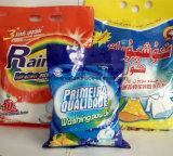 Poudre à laver de savon de détergent de blanchisserie de produits d'entretien de ménage
