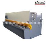 Macchina di taglio/tagliatrice di taglio di taglio idraulica del piatto d'acciaio della macchina piatto/della macchina