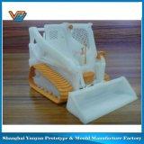 O material plástico parte a impressão dos serviços 3D