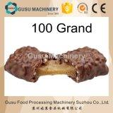 Máquina da produção da barra do caramelo e de nougat da aplicação dos doces