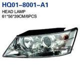 Sonata 2009년을%s 맨 위 램프. 직접 공장. 92101-3K590/92102-3K590/92101-3K520/92102-3K520