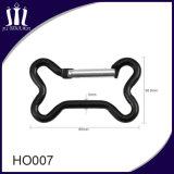 Крюк Carabiner вспомогательного оборудования формы косточки способа взбираясь щелчковый