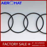 Black Freddo-Resistant Color Viton O-Ring con la Alto-temperatura Resistant Made in Aeromat