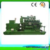 Granulés de bois tiré de la biomasse du générateur de gazogène 100kw