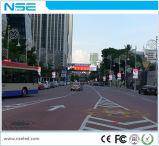 Publicidad de la visualización de LED de poste de iluminación de LAN/WiFi/3G Management/P4/P5/P6 /P8series/Street/de la cartelera/del panel/de la pantalla inteligentes