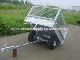 Fábrica feita e reboque hidráulico da venda 1.5X1.26m ATV (CT0098)