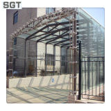 Roofのための構築Glass Clear Toughened Glass Safety Glass4mm-18mm