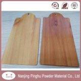 Rivestimento di legno della polvere di effetto del grano con l'apparenza antica