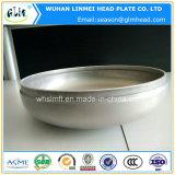 Protezioni di estremità servite testa professionale del serbatoio dell'acciaio inossidabile di fabbricazione