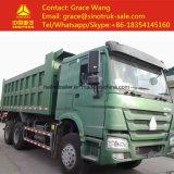 販売のためのSinotruk 6*4 25ton LHD HOWOのダンプトラック