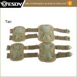 屋外の戦術的な軍の屋外スポーツの膝及び肘の保護パッド