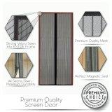 Polyester-Vorhang-Antimoskito-magnetische magische Maschensieb-Tür 2018