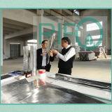 Número de série impresso de alta temperatura etiquetas adesivas para o aço