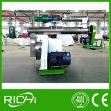 1-2t/H de kleine Motor van Siemens van de Capaciteit rustte de Extruder van de Korrel van het Dierenvoer uit