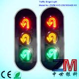 LED Long Life Span télécommande Traffic Light / Traffic Signal clair / chaussée de passage de lumière