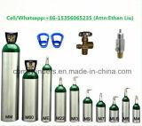 ハンドルが付いている携帯用アルミニウム酸素ボンベ1.0L