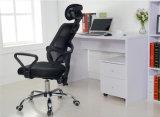 補強されるのためのシートのコンピュータの椅子の車輪を競争させるオフィスの賭博
