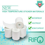 Matte Pet Film Sticker Paper, Custom Printing Roll Labels and Self Adhesive Product Labels