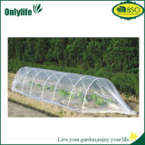 Le tissu respectueux de l'environnement de PE de jardin d'Onlylife élèvent le tunnel