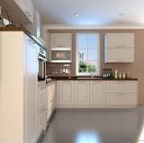 2017の熱い販売の高品質の現代パネル様式の食器棚