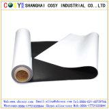 普及したベストセラーの表示1.02-3.2*50m PVC黒の背部屈曲の旗