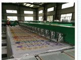 Machine de broderie pour le cuir/tissu avec la bonne technologie