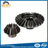 Industrielles materielles gerades Stahlkegelradgetriebe