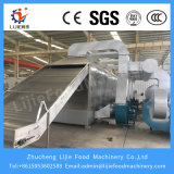 Continute SUS 304 multicapa de verduras y frutas de la correa de malla tipo máquina de secado de aire caliente