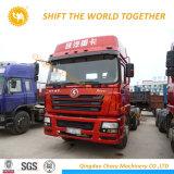 Shacman 10 바퀴 375HP 트랙터 트럭