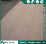 La melamina del grado E1 hizo frente a la madera contrachapada comercial 1220X2440m m del álamo