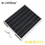 Einteilige LED Solarstraßenlaterne der hohe Leistungsfähigkeits-justierbaren Licht-