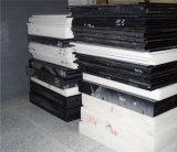 100% лист девственницы PTFE, лист тефлона, PTFE штанга, тефлон штанга с черным цветом