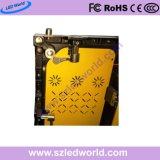 Indicador de diodo emissor de luz Rental interno da placa de painel da tela P4 para o estágio