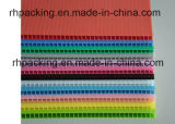 panneau en plastique ondulé de feuille de mur jumeau du polypropylène pp de 3mm