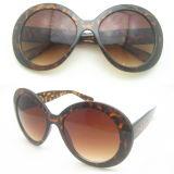 Coloridos hechos a mano gafas de sol de moda de plástico para señora