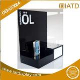 Présentoir acrylique de lévitation magnétique d'OEM
