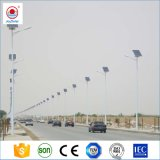 세륨 Soncap ISO Certificate를 가진 Warranty 5 년 IP65 Solar LED Street Light