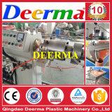 Macchina del tubo di drenaggio del PVC/linea di produzione/riga di plastica dell'espulsione
