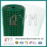 Eletro /PVC galvanizado mergulhado quente revestido soldou o engranzamento de fio Rolls