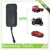 Rastreador GPS GT02 Transmetteur alarme GSM GPRS Dispositivo de rastreamento de veículos para carro
