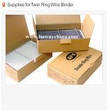Boway 광고 사무실 34 구멍 PVC OHP 필름 책 철사 구멍을 뚫는 및 의무 기계 Rbx-N80