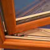 Buntes Aluminiumprofil-Flügelfenster-Fenster mit multi Verschluss K03038