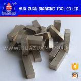 Snelle Scherpe Marmeren Segment het Van uitstekende kwaliteit van Huazuan