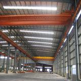 I progetti Pre-Hanno costruito la costruzione della struttura prefabbricata disegno del blocco per grafici d'acciaio della costruzione del garage