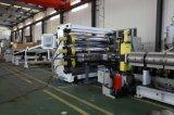 Placa do PE, dos PP, do ABS ou folha plástica da maquinaria da extrusão da folha que fazem a máquina