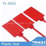 Hohes Security Plastic Seal mit Big Label (YL-S425)