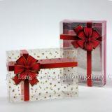 De Duidelijke Plastic Doos PVC/Pet/PP van de douane voor de Kleine Doos van de Gift