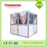 Réfrigérateur de défilement/pompe à chaleur refroidis par air industriel modulaire